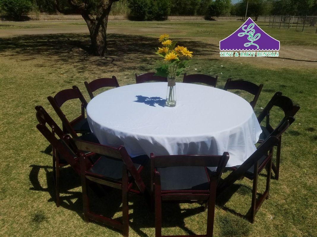 Tables Amp Chair Rentals El Paso Tx Tents Amp Events El